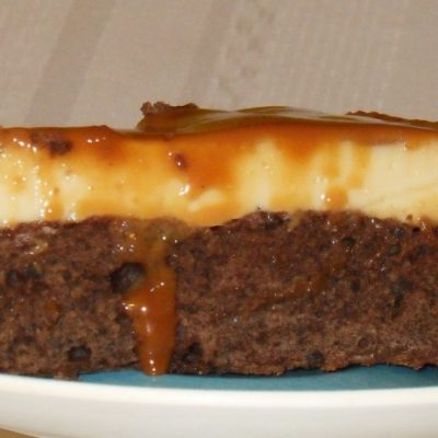 Chocoflan– Impossible Cake