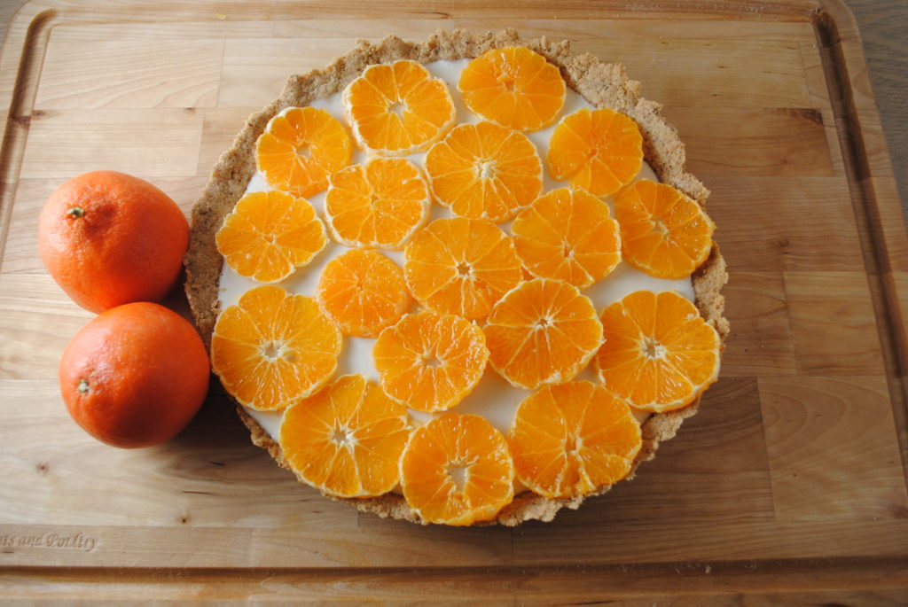 blackberr yogurt tart 076 1024x685 Fresh Orange and Yogurt Tart sweet treats holiday recipes baked goods