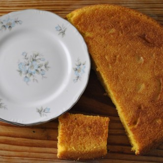 Emeril's Cast Iron Honey Cornbread