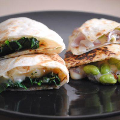 Quick Dinner … Quesadillas