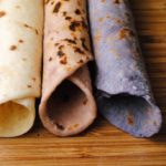 Strawberry Tortillas — Blueberry Tortillas