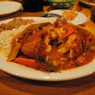 Go Texan – Restaurant Round Up – El Terco Seafood- Mc Allen, Texas