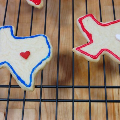 Texas Sugar Cookies