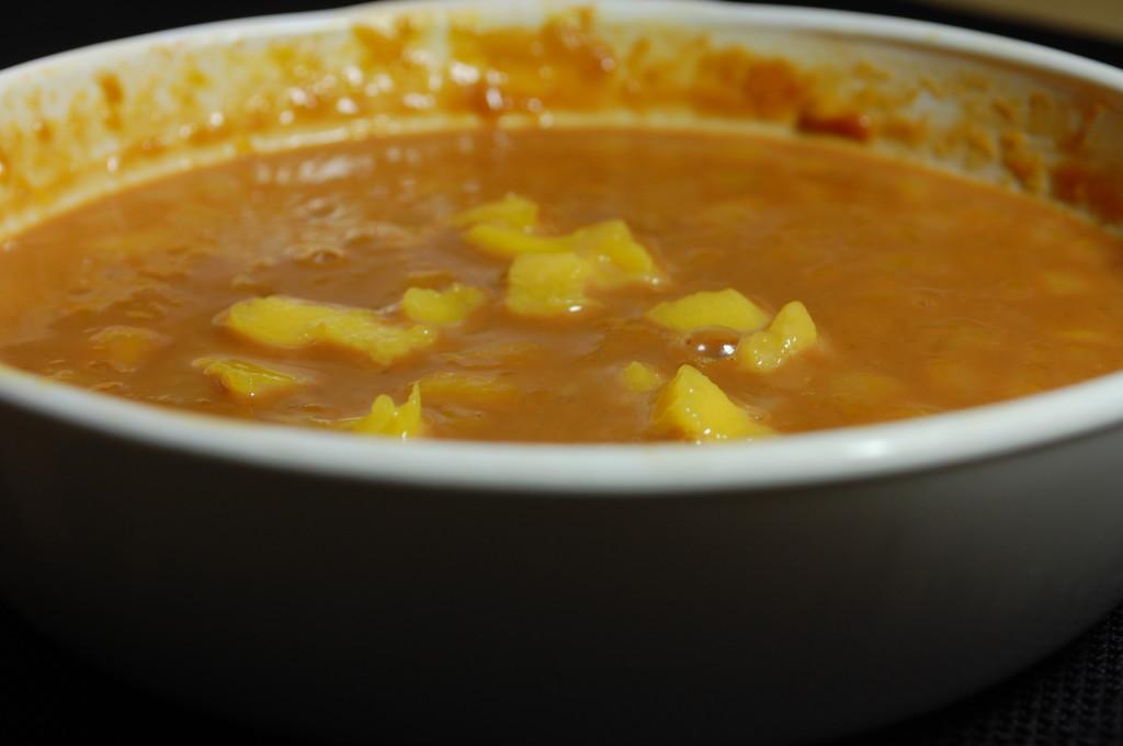 mango cajeta waffle syrup 009 1024x680 Mango Cajeta Waffle Topping   uncategorized