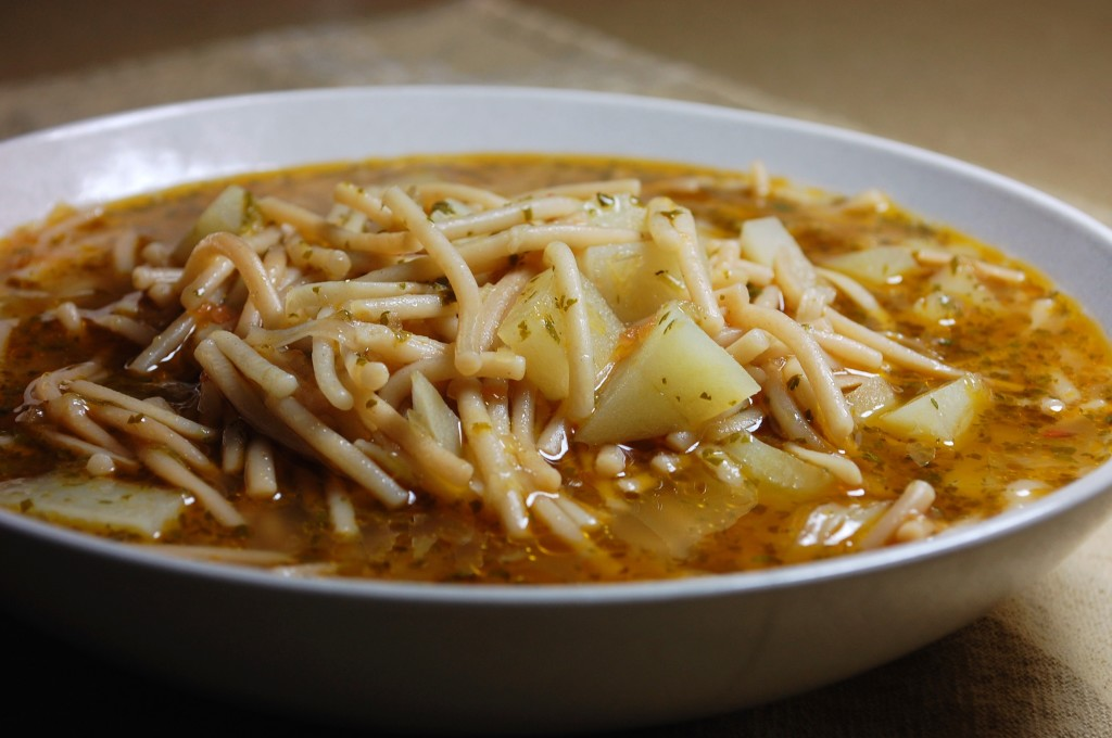 sopa de fideo 052 1024x680 Sopa de Fideo soups stews mexican dinners