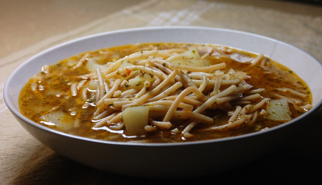sopa de fideo 053 1024x589 Sopa de Fideo soups stews mexican dinners