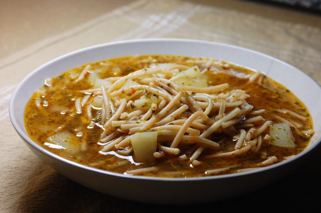 sopa de fideo 055 1024x680 Sopa de Fideo soups stews mexican dinners