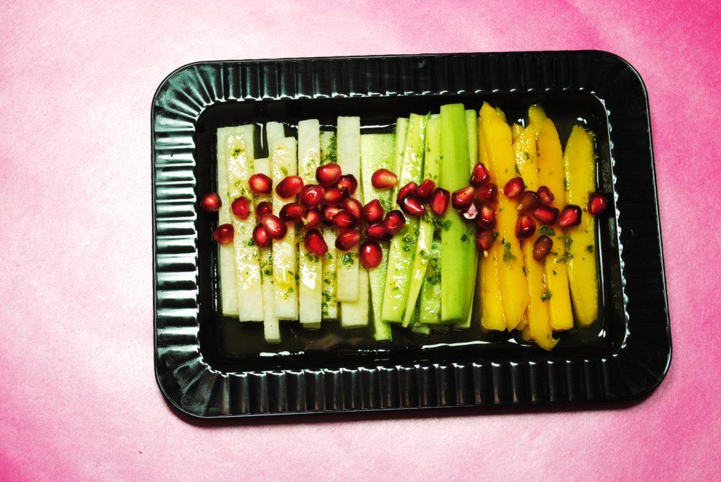 mango jicama 005 1024x685 Ensalada de Jicama, Mango y Pepino  salads chuls gang appetizers