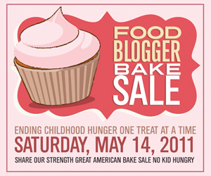 2011 Food Blogger Bake Sale  Edinburg, Texas