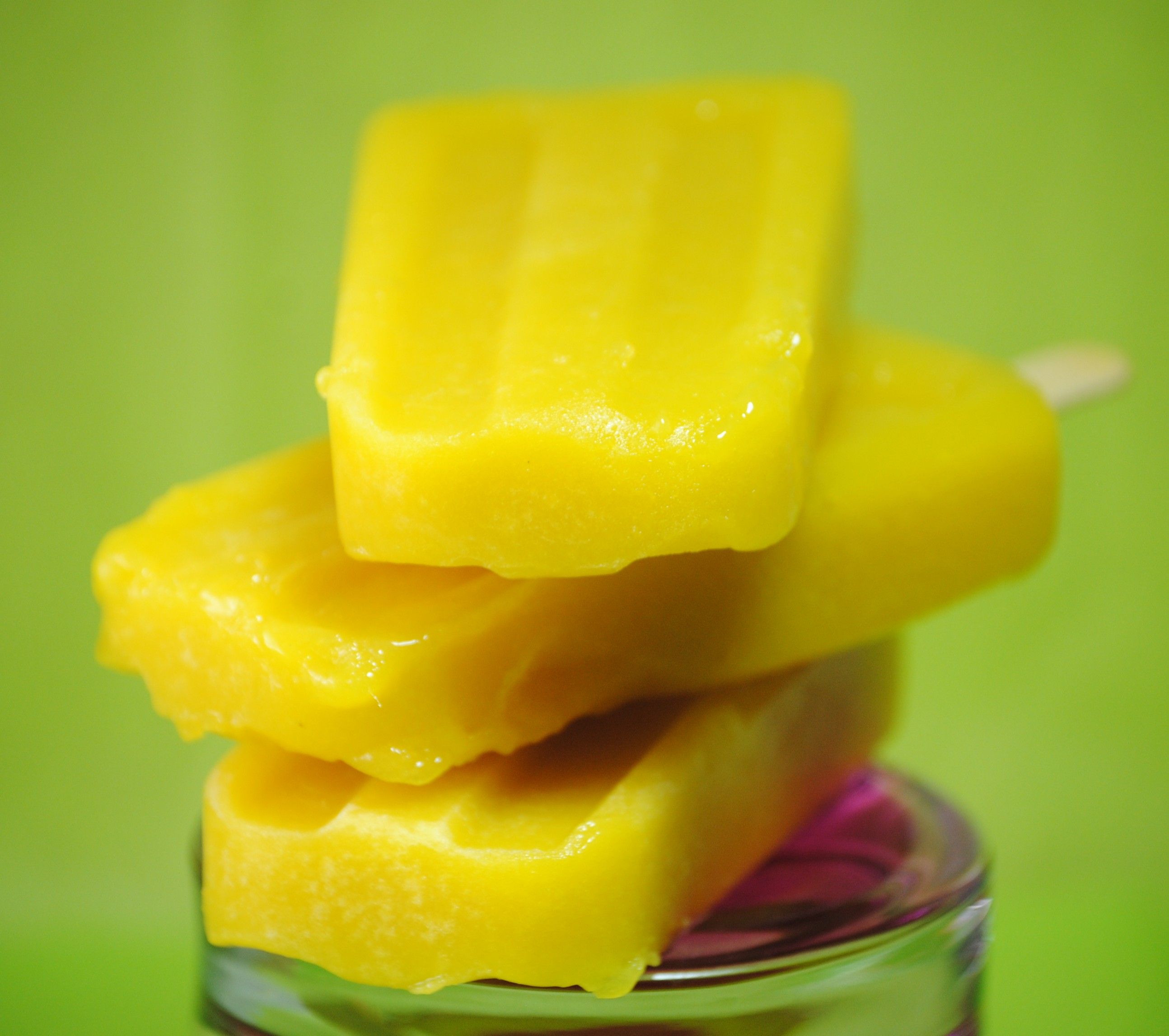 Mango And Cayenne Paletas Recipe — Dishmaps