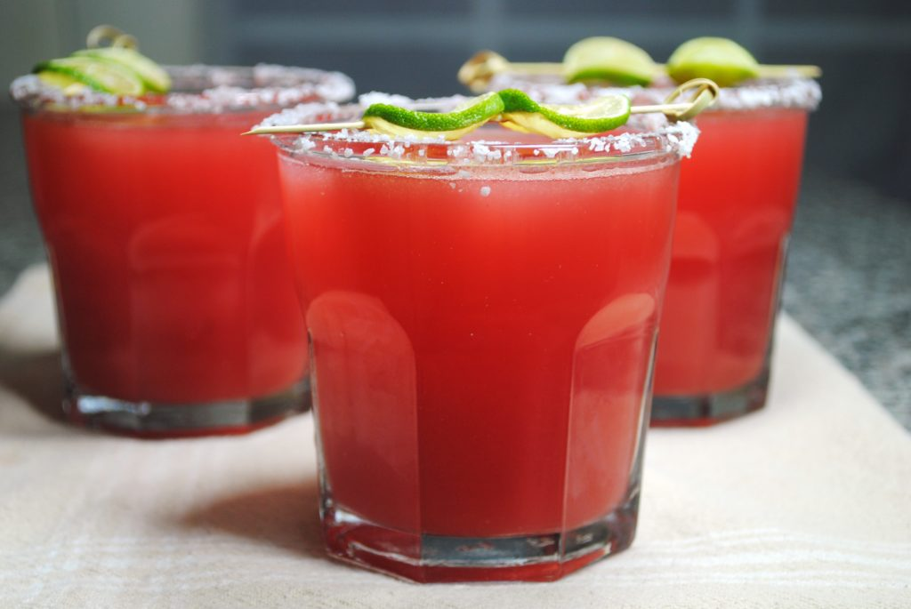 watermelon margarita 036 1024x685 Watermelon Margarita melon margaritas fruit margaritas beverages