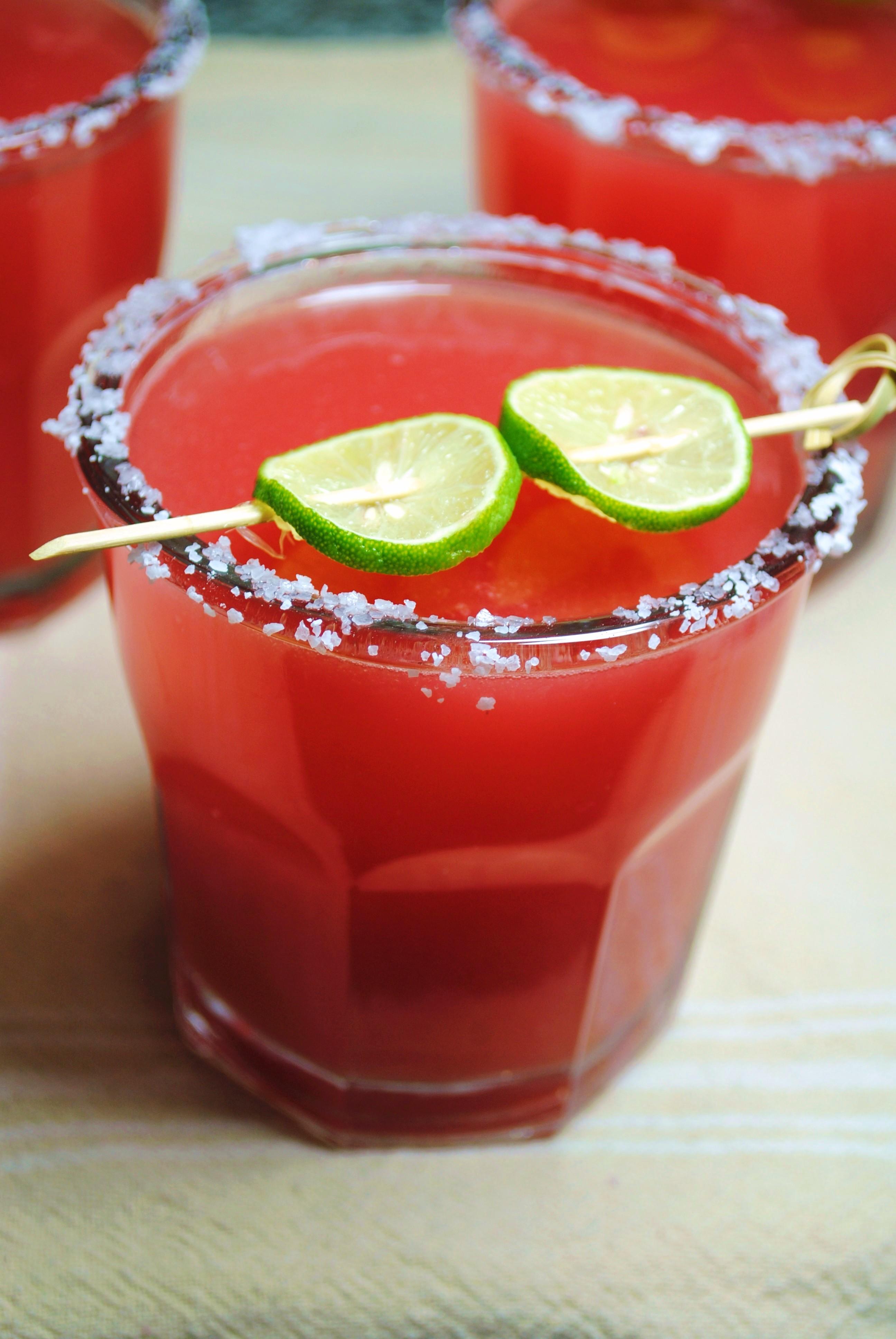 Watermelon Margarita - Sweet Life