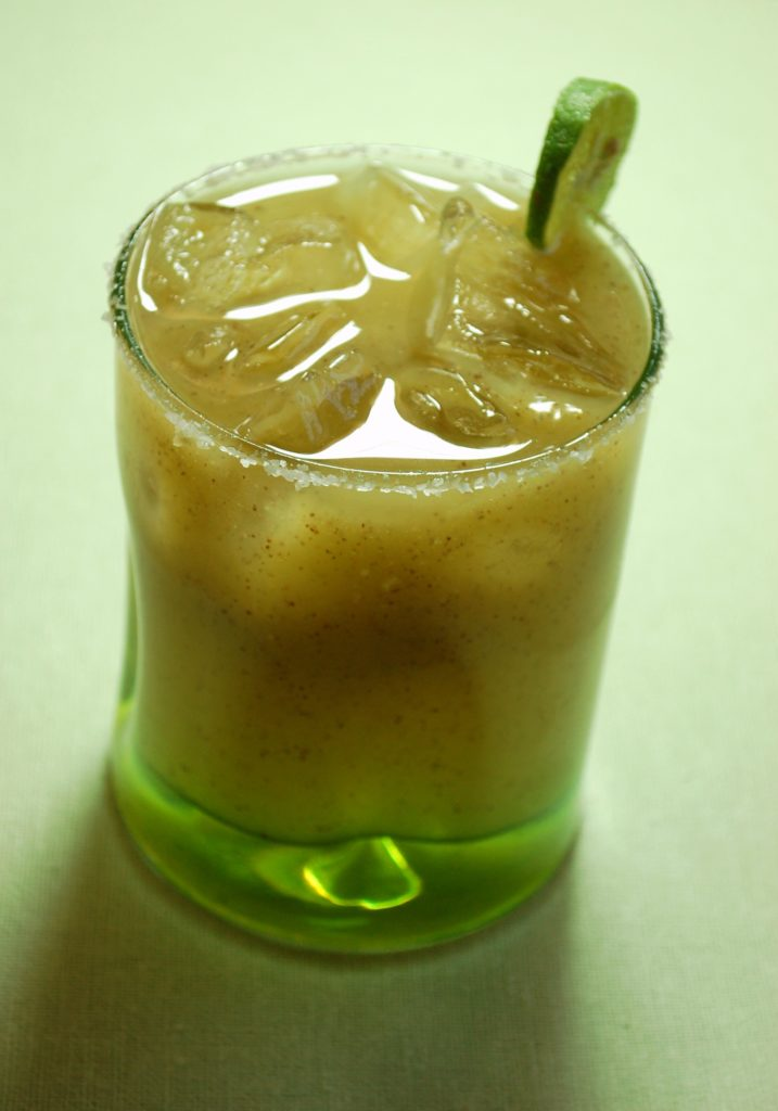 kiwi margarita 016 717x1024 Kiwi Margarita  fruit margaritas beverages