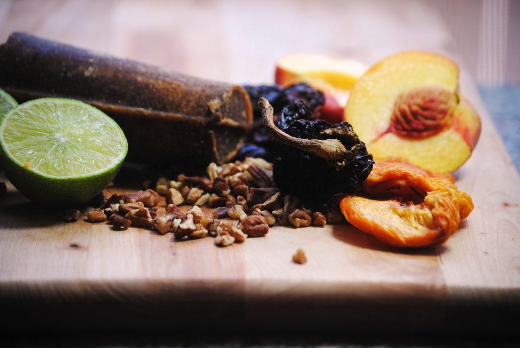 peach ancho sauce 020 1024x685 Summer Fest: Sweet Peach Ancho Chile Sauce dressings