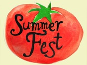 summer fest logo 4001 Summer Fest: Sweet Peach Ancho Chile Sauce dressings