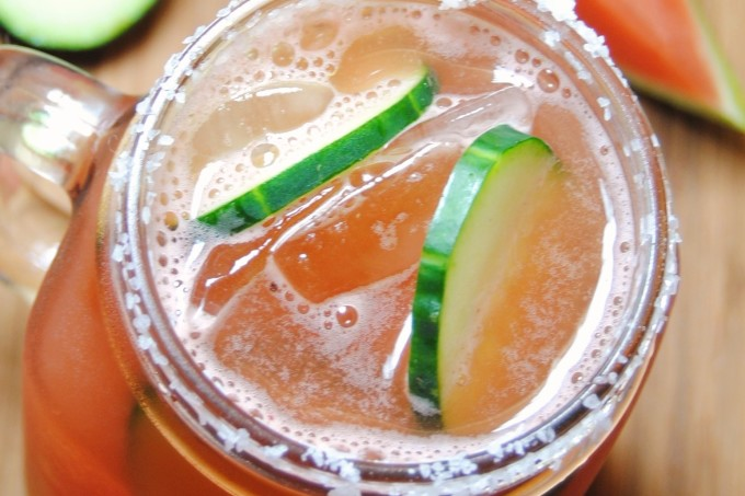 watermelon cucumber margarita 002