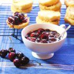 Honey-Tequila Pickled Cherries