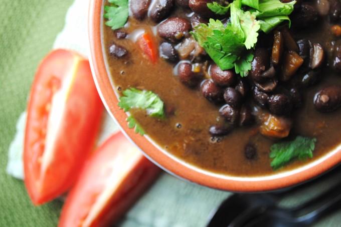 homesick texan austin style black beans 038