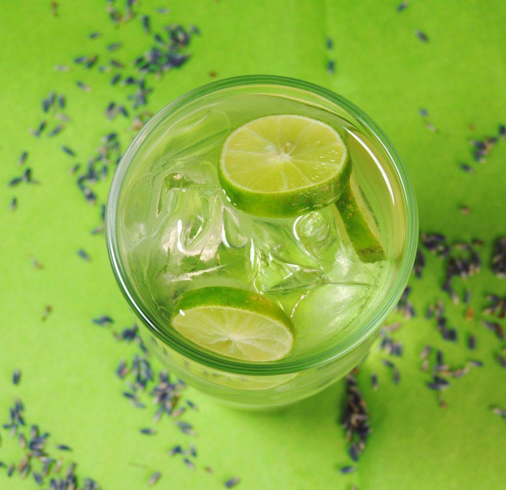 lavender tequila cooler 004 1024x992 Lavender Tequila Cooler beverages