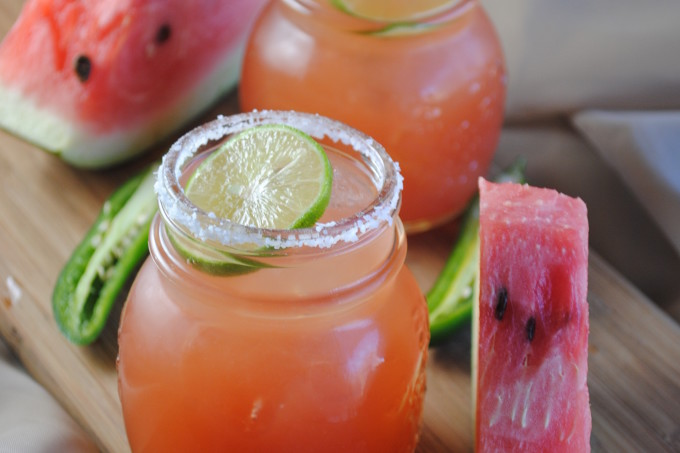spicy watermelon margarita 014