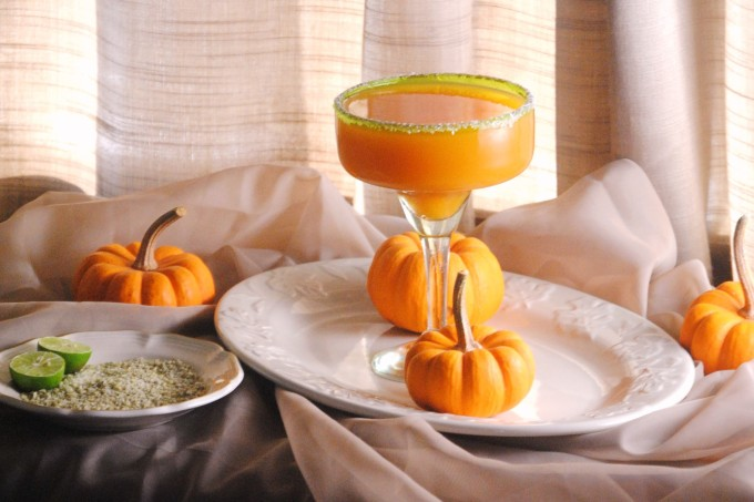 pumpkin margarita 126