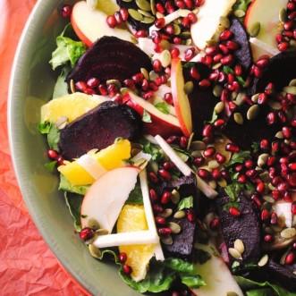 Ensalada de Noche Buena – Christmas Eve Salad