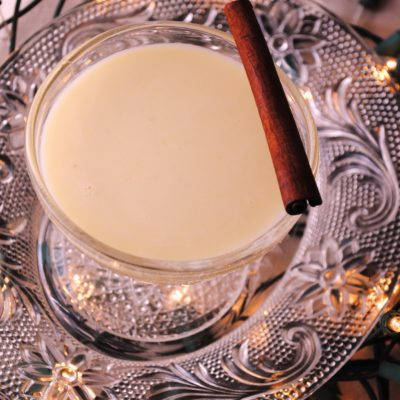 Rompope  – Mexican Eggnog