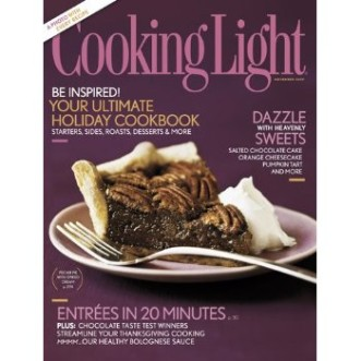 cooking light giveaway
