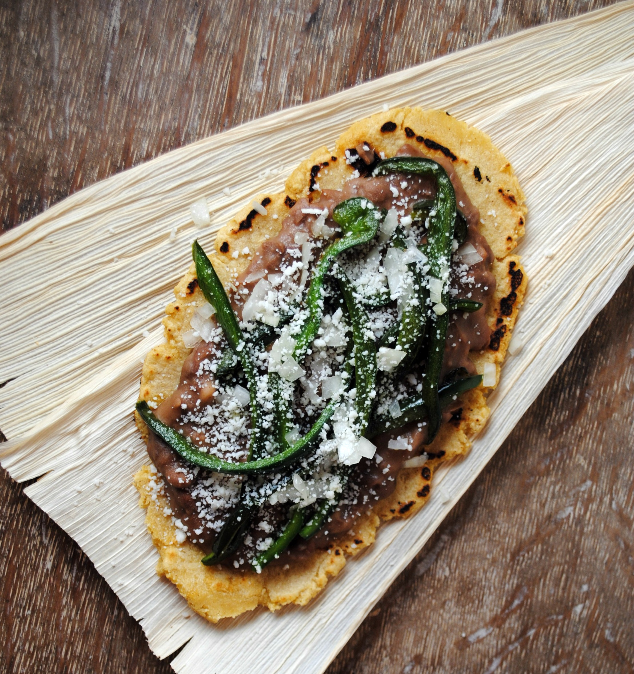 47 Super Simple Recipes Made With Canned Foods: Easy Huaraches With Maseca