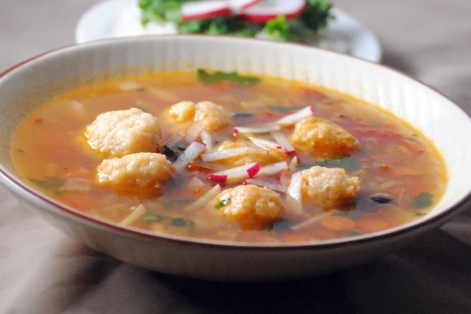 albondigas de camaron shrimp meatballs 2 001-2