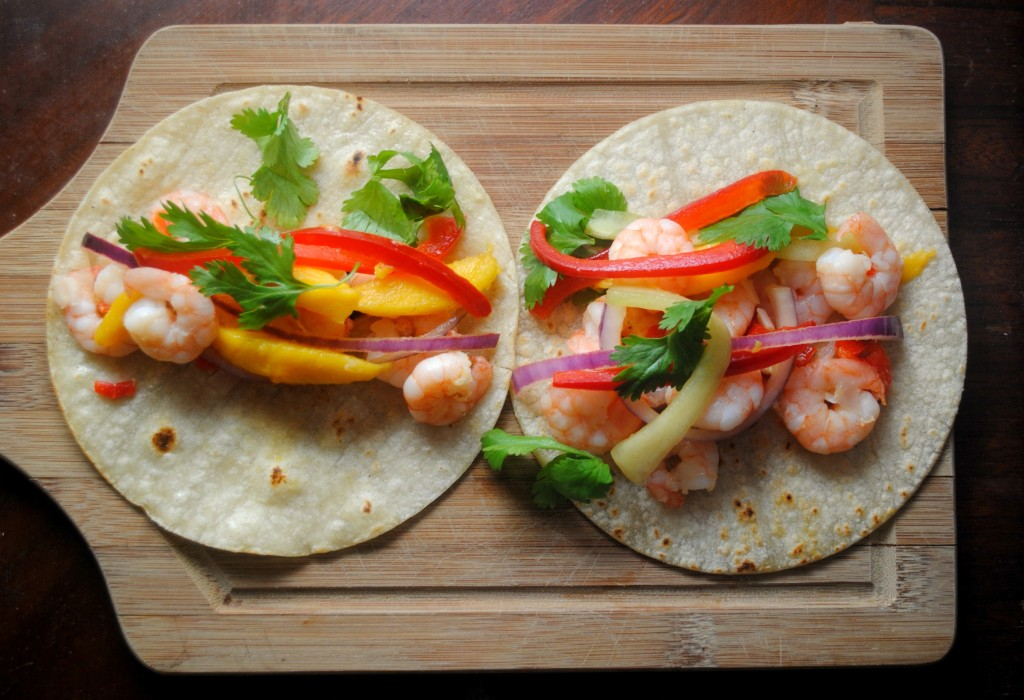 shrimp tacos 021 1 1024x700 Shrimp Tacos tacos mexican holiday recipes dinners