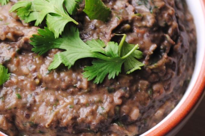 creamy black beans 038