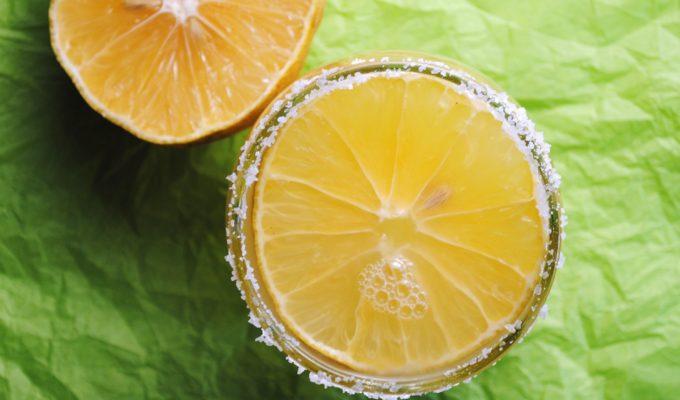 Valley Lemon Margarita