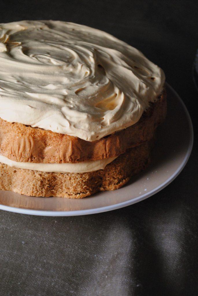 dulce de leche cake 005 685x1024 Dulce de Leche Cake sweet treats ...