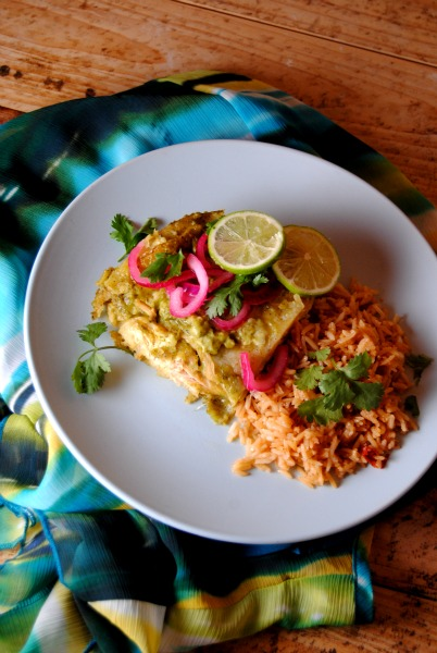 Cafe Tacuba Style Creamy Chicken Enchiladas by Rick Bayless 2 Cafe Tacuba Style Creamy Chicken Enchiladas spicy recipes rick bayless mexican dinners celebrity chefs