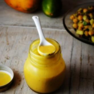 Mango Cumin Salad Dressing