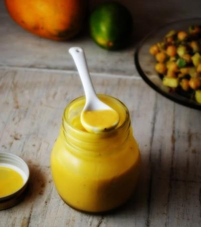 mango cumin salad dressing ~2