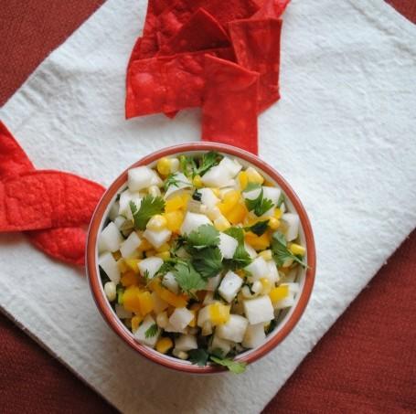 jicama - corn salsa 001~1