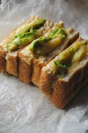 grilled cheese avocado 027~1