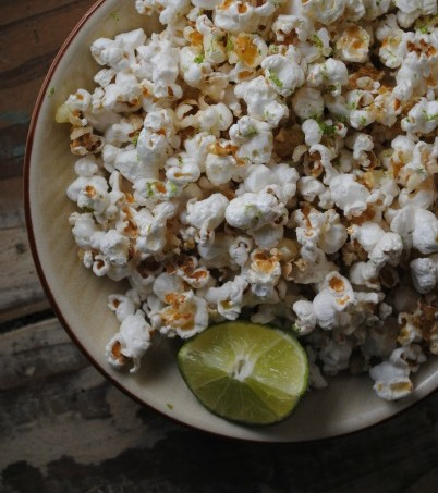 Chile Lime Tequila Popcorn  022~1