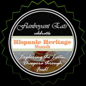 Flanboyant Eats Celebrates Hispanic Heritage Month