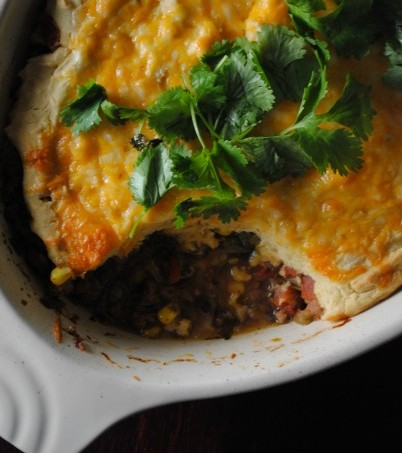 Cheesy Beef Tamale Pie - Tillamook 2 004~1