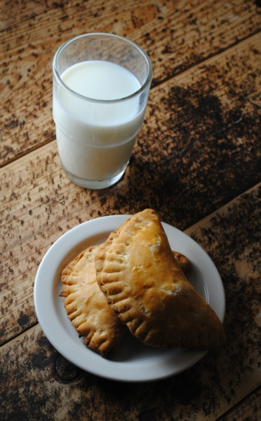 pumpkin cheesecake empanadas Vianney Rodriguez1 Pumpkin Cheesecake Empanadas sponsored holiday recipes empanadas baked goods breakfasts
