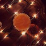 Cinnamon Persimmon Margarita