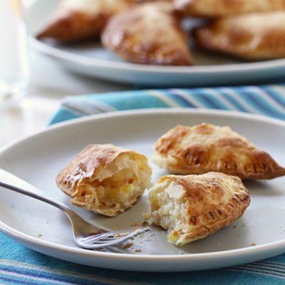 Creamy Pineapple & Coconut Empanadas  {Giveaway}