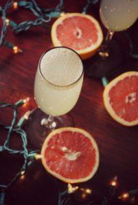 Sparkling Citrus Margaritas