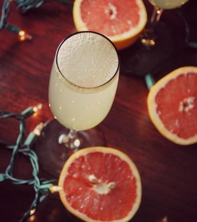 sparkling citrus margarita 2