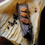 Tamales de Chocolate y Nuez