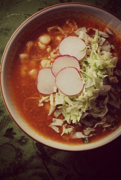 pozole rojo posole rojo red pozole red posole Pozole Rojo spicy recipes soups stews mexican holiday recipes dressings