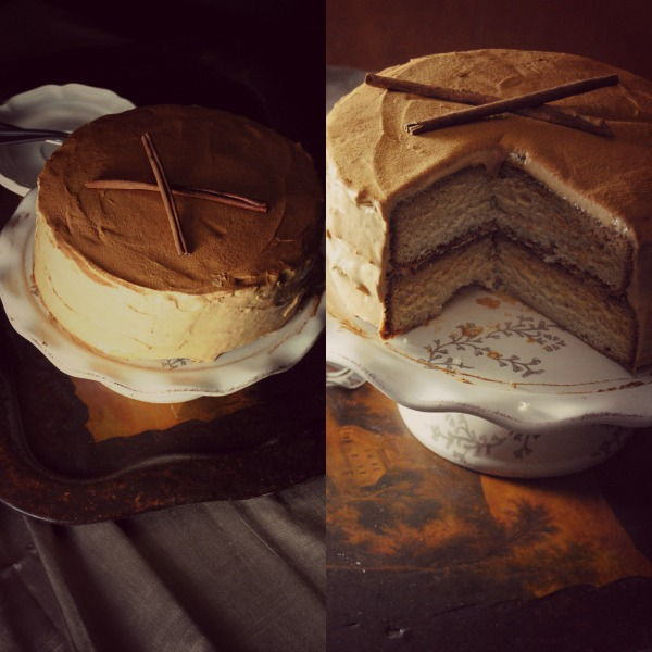birthday cake, cinnamon cake
